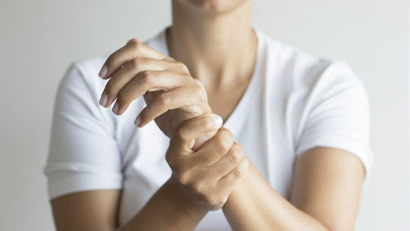 Wrist & Hand Pain Treatment